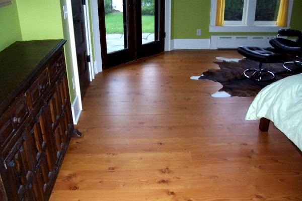 Douglas Fir Antique Reclaimed With Waterlox Tung Oil 1